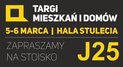 Targi Mieszkaniowe w dniach 5-6 marca w Hali Stulecia we Wrocławiu